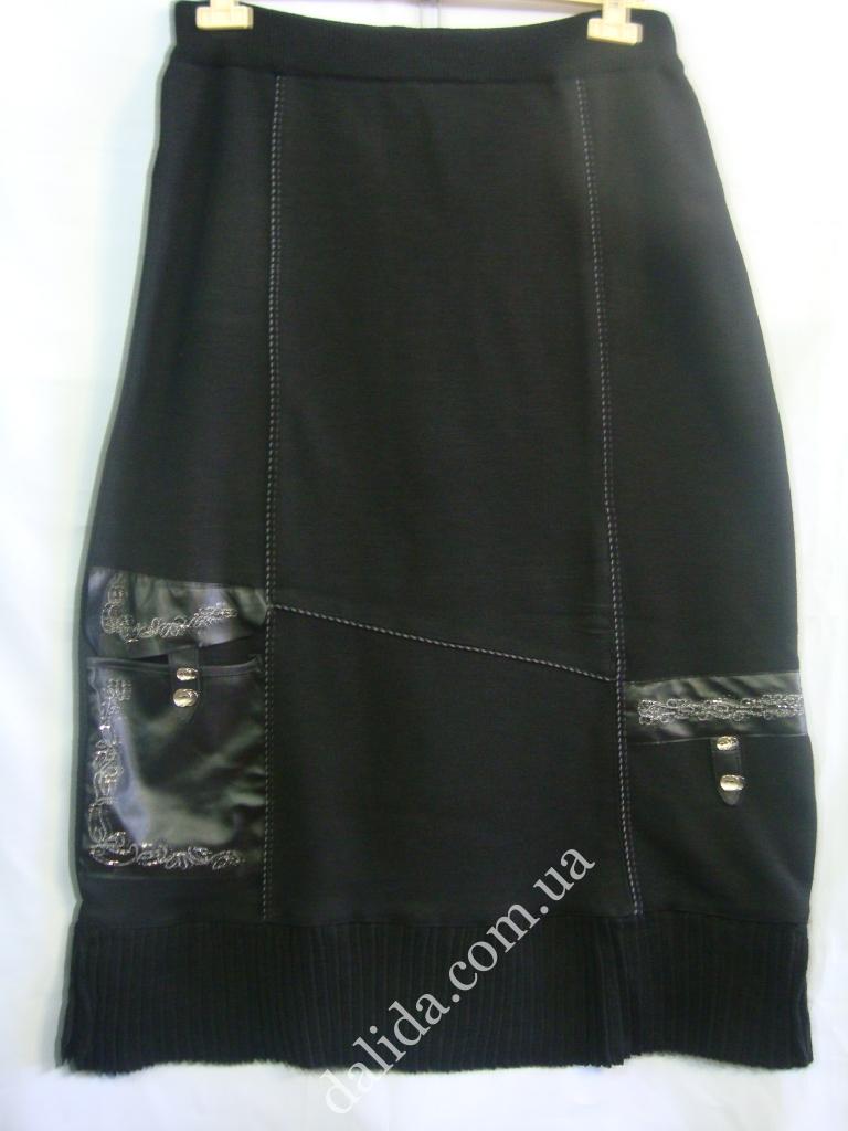 Длинные красивые юбки